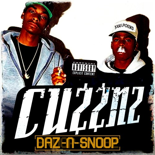 Daz & Snoop - Cuzznz Album Cover
