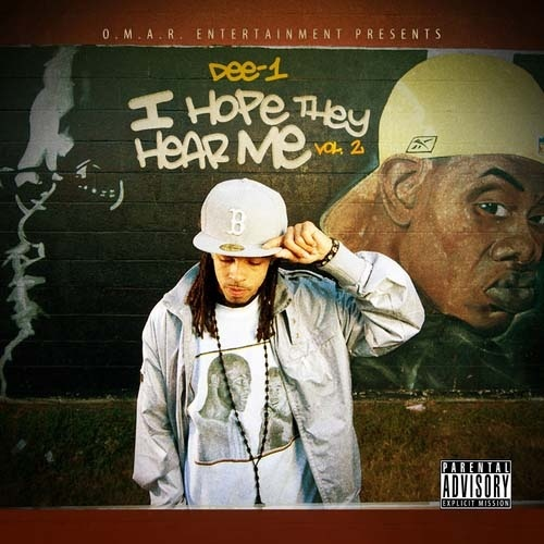 Dee-1 - I Hope They Hear Me (Vol. 2) Album Cover