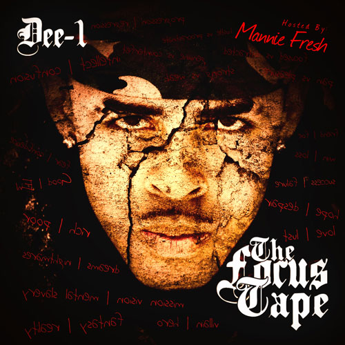 Dee-1 - The Focus Tape Cover