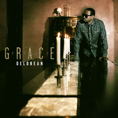 DeLorean - GRACE Album Cover