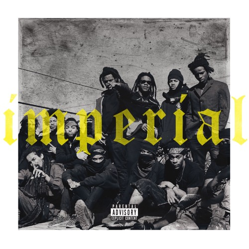 Denzel Curry - Imperial Album Cover