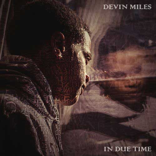 Devin Miles - In Due Time EP Cover