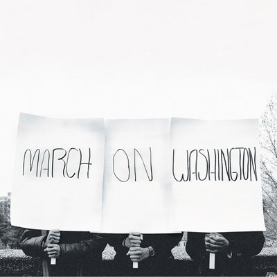 Diamond District - March on Washington Album Cover