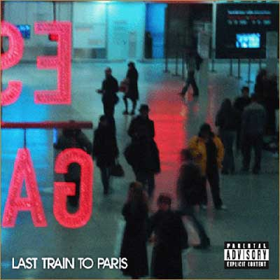Diddy-Dirty Money - Last Train to Paris Album Cover