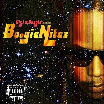 Disko Boogie - #BoogieNitez Album Cover