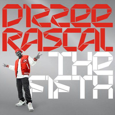 Dizzee Rascal - The Fifth Album Cover