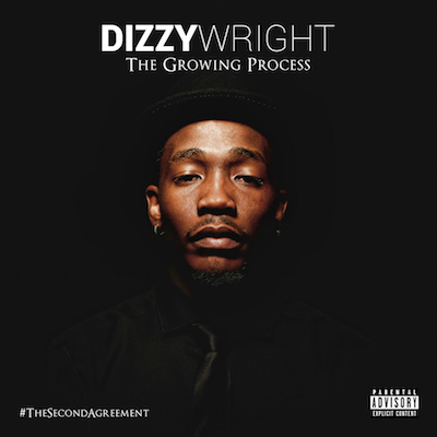 Dizzy Wright - The Growing Process Album Cover