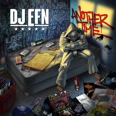 DJ EFN - Another Time Cover