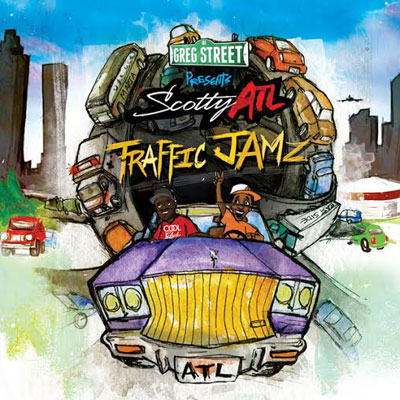 Scotty ATL - Traffic Jamz Album Cover