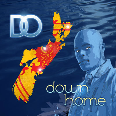 D.O. - Down Home Album Cover