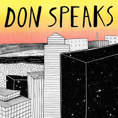 Don Speaks - Don Speaks LP Album Cover