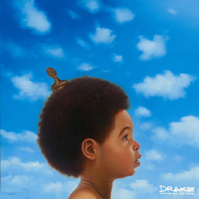 Drake - Nothing Was the Same Cover