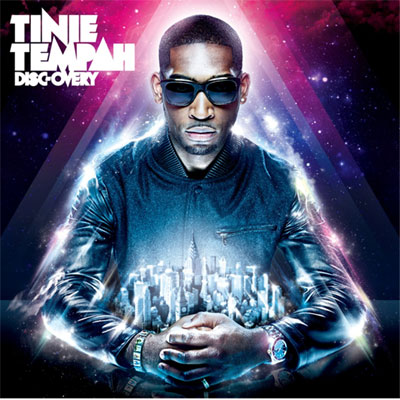 Tinie Tempah - Disc-Overy Cover