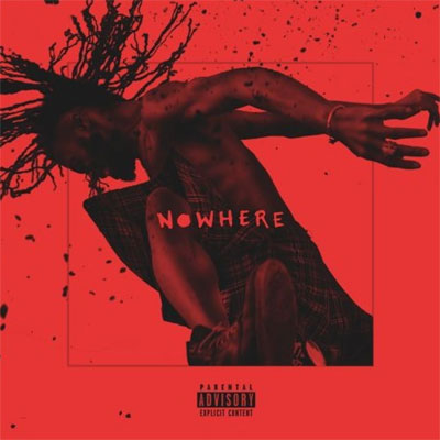 Duckwrth & The Kickdrums - Nowhere Album Cover