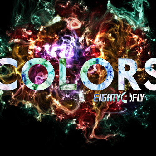 Eighty4 Fly - COLORS Cover