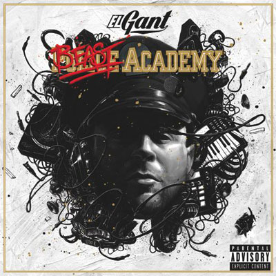El Gant - Beast Academy Album Cover