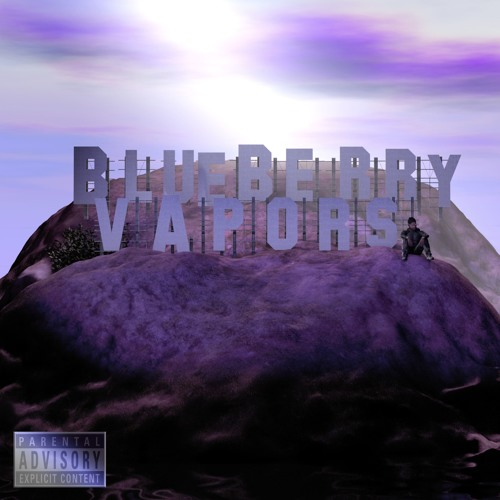 Elijah Blake - Blueberry Vapors Album Cover