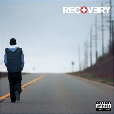 Eminem - Recovery Cover