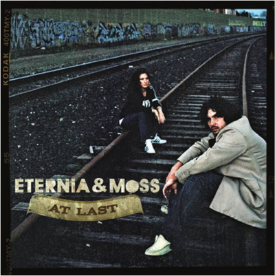 Eternia & MoSS - At Last Cover