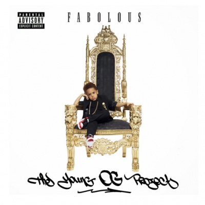 Fabolous - The Young OG Project Album Cover