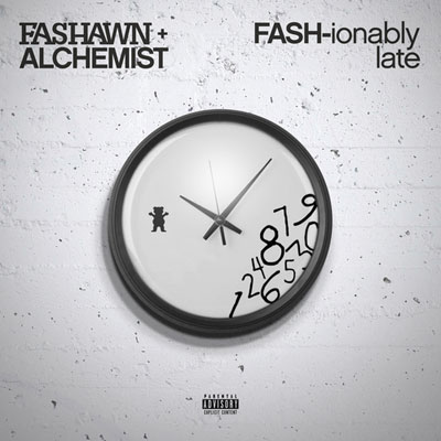 Fashawn - FASH-ionably Late EP Album Cover