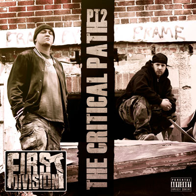 First Division - The Critical Path Pt. 2 Album Cover