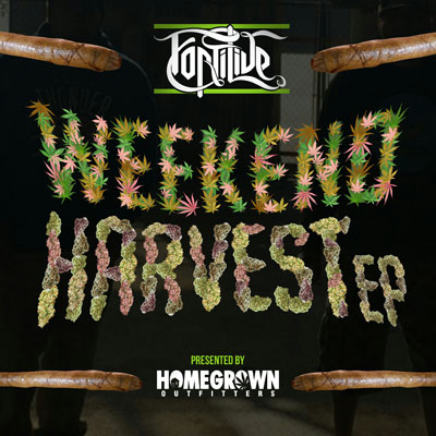 Fortilive - Weekend Harvest EP (Extended Edition) Album Cover