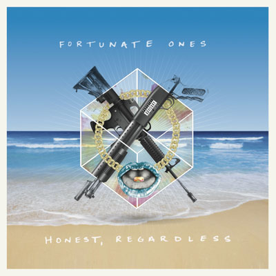 Fortunate Ones - Honest, Regardless Album Cover