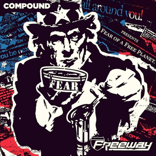 Freeway - Fear Of A Free Planet Album Cover