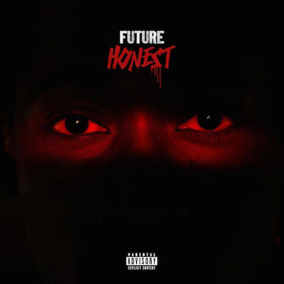 Future - Honest LP Cover