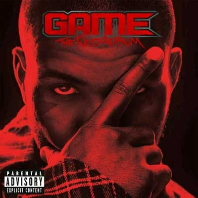 Game - The R.E.D. Album Cover