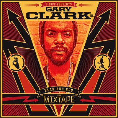 Gary Clark Jr. - Blak And Blu: The Mixtape Album Cover