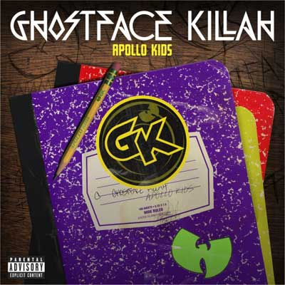 Ghostface Killah - Apollo Kids Cover