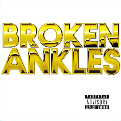 Freeway x Girl Talk - Broken Ankles EP Album Cover