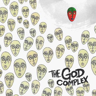 GoldLink - The God Complex Cover