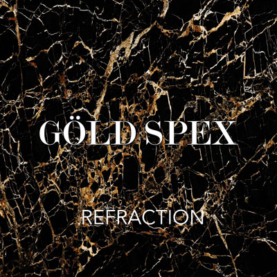 GOLD SPEX - Refraction Album Cover
