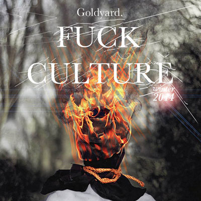Goldyard - F**k Culture EP Cover