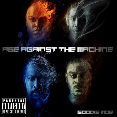 Goodie Mob - Age Against the Machine Album Cover