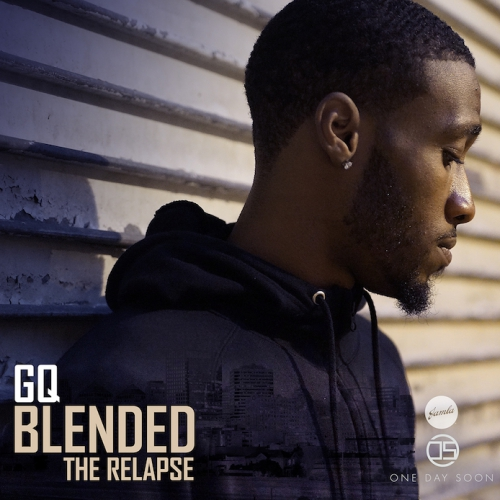 GQ - Blended: The Relapse Album Cover