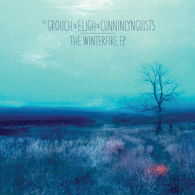 CunninLynguists, The Grouch & Eligh - The WinterFire EP Album Cover