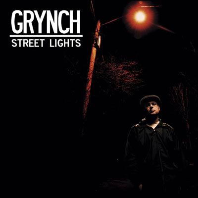 Grynch - Street Lights Album Cover