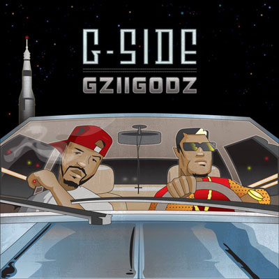 G-Side - Gz II Godz Cover