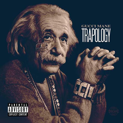 Gucci Mane - Trapology Album Cover