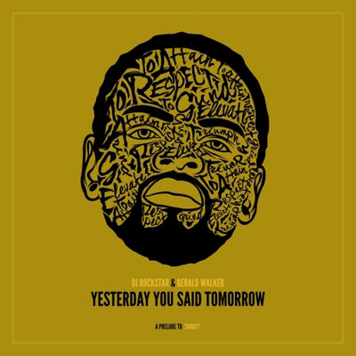 Gerald Walker - Yesterday You Said Tomorrow Cover