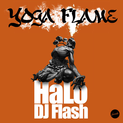 HaLo - Yoga Flame Cover