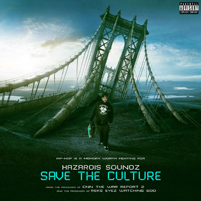Hazardis Soundz - Save the Culture Album Cover