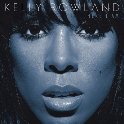 Kelly Rowland - Here I Am Cover