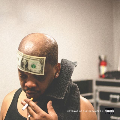 J. Cole x Dreamville - Revenge of the Dreamers II Album Cover