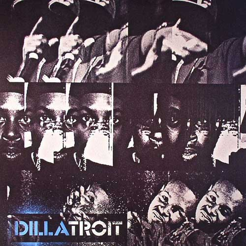 J Dilla - Dillatroit Album Cover