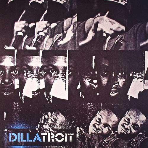 J Dilla - Dillatroit Cover